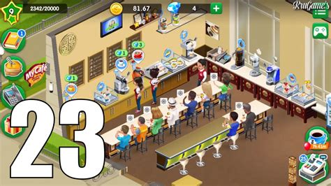 cafe android my cafe recipes stories android gameplay 23 level 9