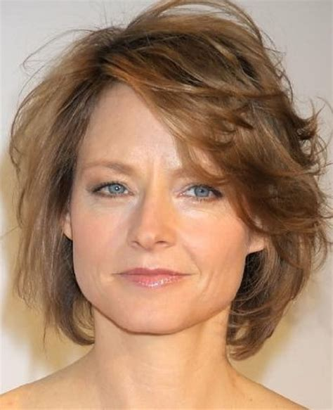short hairstyles for oval faces 40 years old hairstyles for women over 40 years old