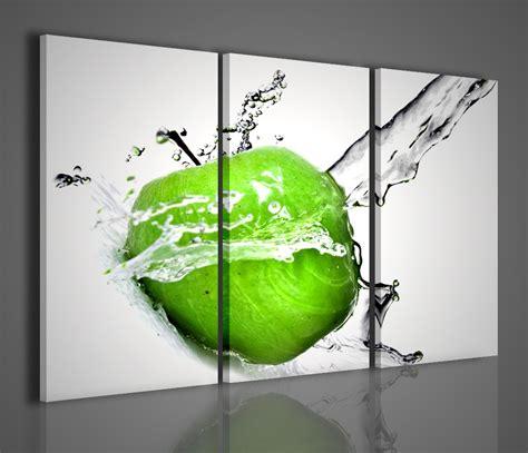 quadri moderni per ufficio quadri moderni per arredamento quadro moderno apple green