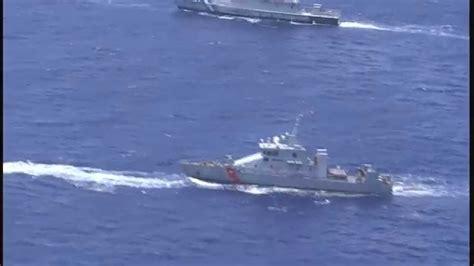 fuerzas armadas de honduras armada de colombia y fuerza naval de honduras realizan