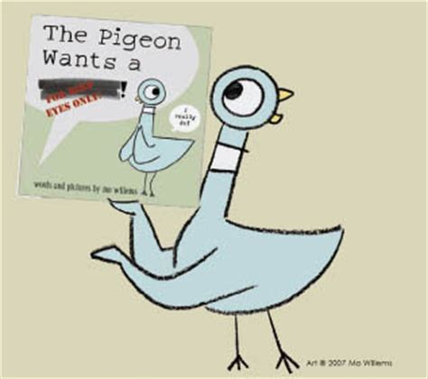 pigeon picture books mo willems doodles the pigeon wants
