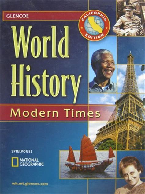 world history books world history textbook