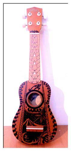 tattooed heart uke i think the ukuleles with the heart shaped sound holes are