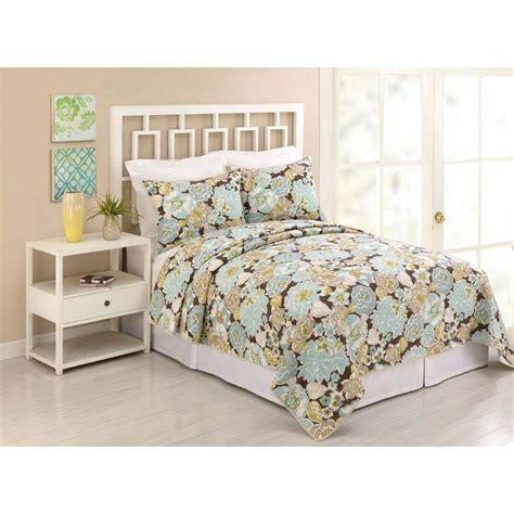 Modern Quilt Set by Shop Modern Heirloom Kya 3 Multicolor