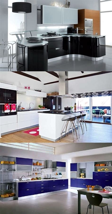 Designs Of Kitchens In Interior Designing by Modern Kitchens Interior Designs Interior Design