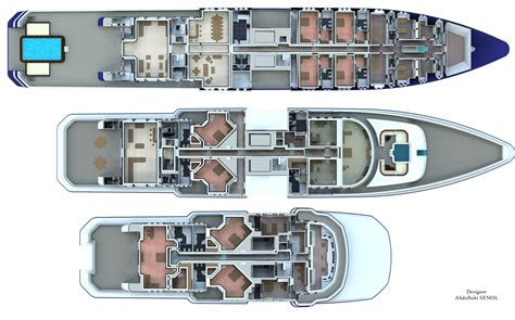 luxury yacht floor plans image gallery yacht plans