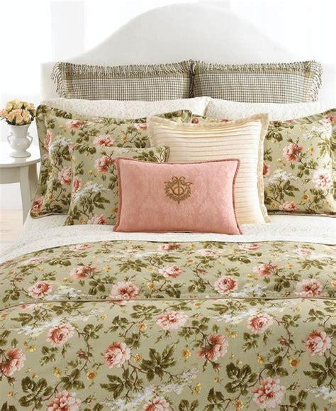 ralph lauren floral bedding lauren ralph lauren yorkshire rose twin floral duvet