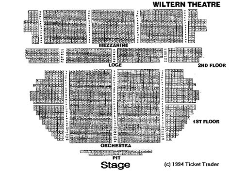 the wiltern seat map wiltern seating chart the wiltern theatre los angeles ca