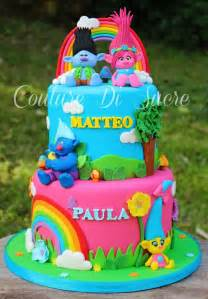 17 best images about trolls party on pinterest places rainbow parties and cake ideas