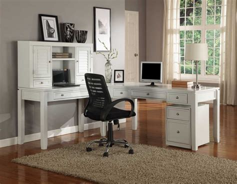 white home office furniture costa home