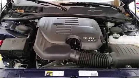 dodge change 2015 dodge challenger pentastar 3 6l v6 engine idling