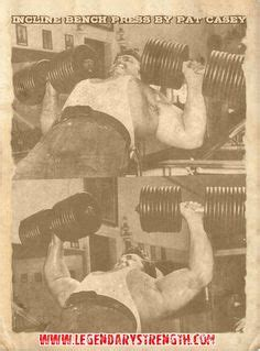 pat o donnell bench press 1000 images about old school on pinterest arnold