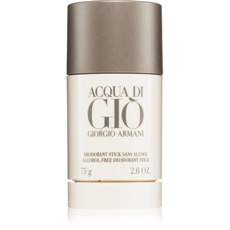 Armani Acqua Di Gio For armani acqua di gio pour homme deodorant stick for 75