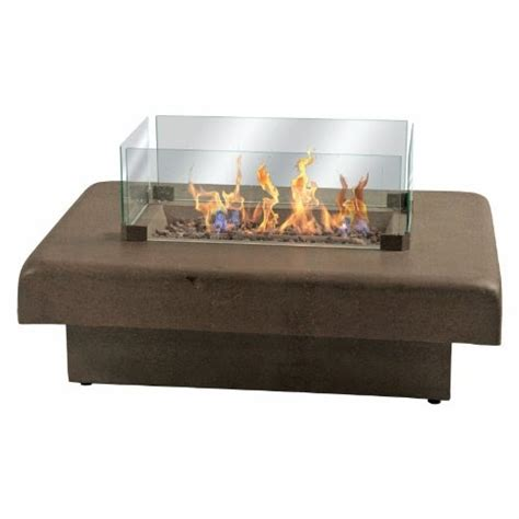 Bond Firepit Bond Pit Palazetto 48 In Gas Table Antique Bronze From Bond
