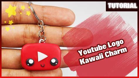 imagenes de llaveros kawaii youtube logo kawaii charm tutorial polymer clay