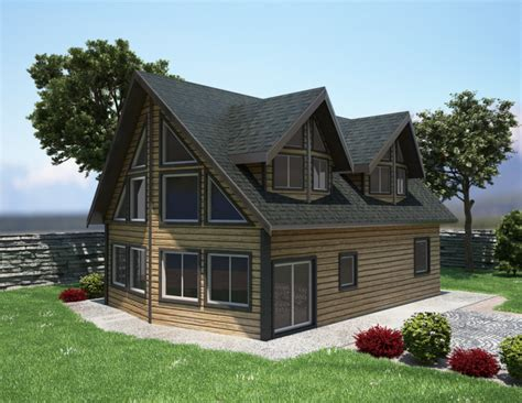 cottage chalet cabin sparwood pacific homes