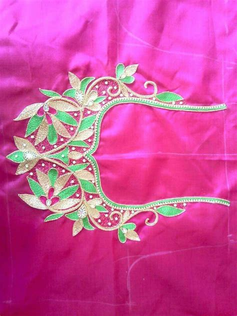 blouse pattern works pin by lilysha rani on heavy maggam work blouses