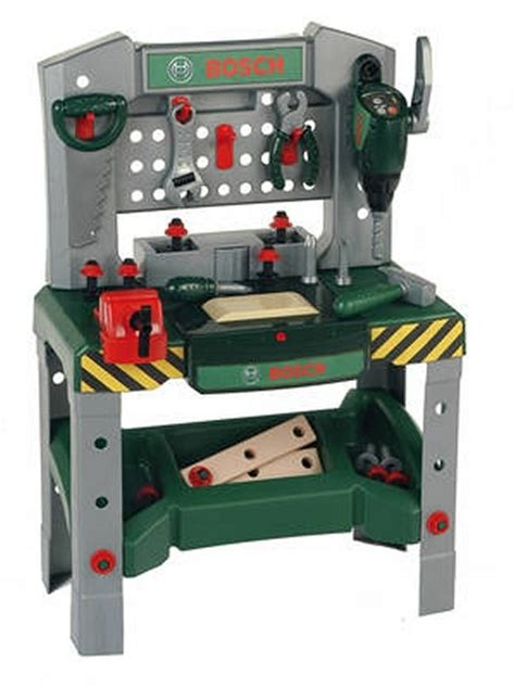 bosch toy work bench bosch tool bench 90 s kid pinterest