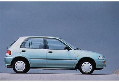 Cornerl Daihatsu Charade 1988 1996 Daihatsu Charade 1996 Review Amazing Pictures And Images