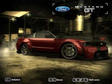 speed  wanted ford mustang gt tuning youtube