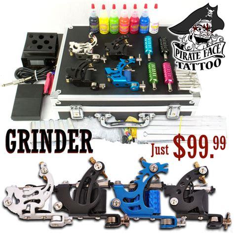 tattoo kit low price 4 gun machine tattoo starter kit for 99 99