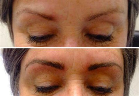 eyebrow tattoo queenstown myamakeup cosmetic tattooing grabone nz