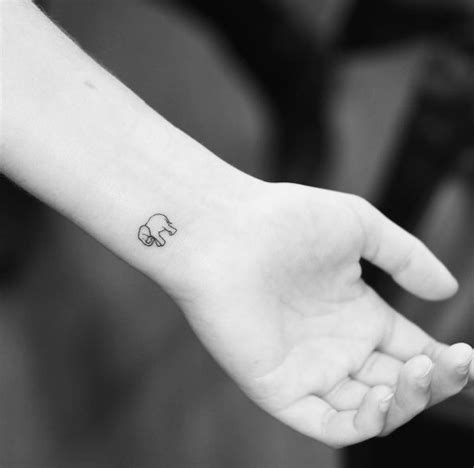 meaning of an elephant tattoo 50 awesome ink ideas for tiny elephant