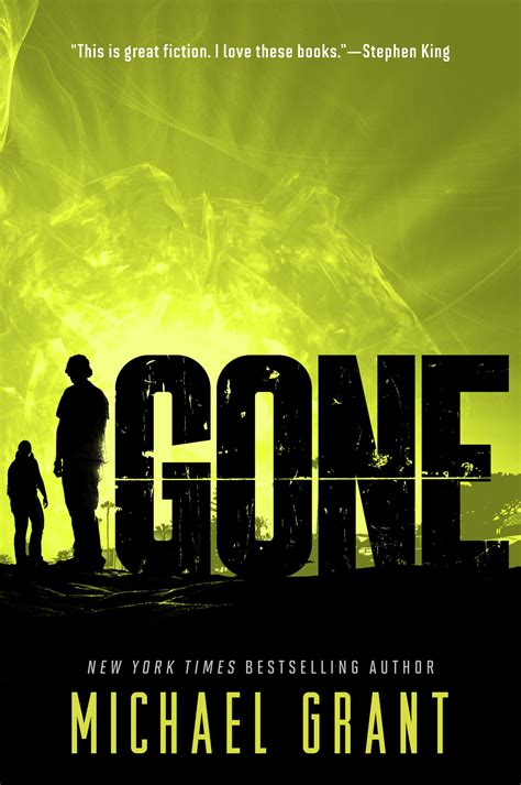 light a gone novel review the gone series by michael grant