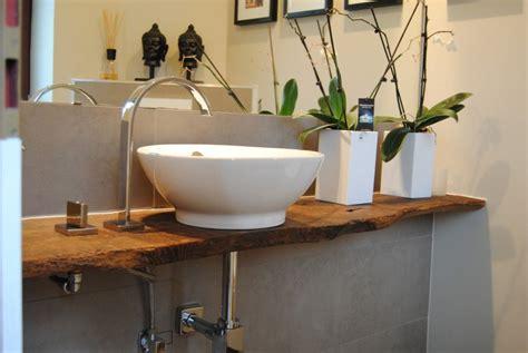 badezimmer unterschrank wildeiche waschtisch aus altem eichenbrett ge 246 lt bathroom redo