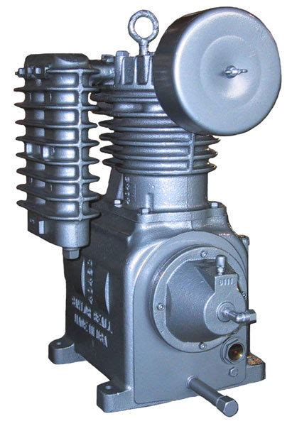 model 705 saylor beall splash lubricated two stage air compressor bare pacific air