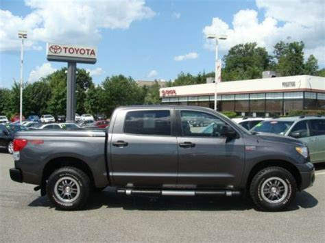 Used Toyota Tundra Crewmax 4x4 For Sale Used 2011 Toyota Tundra Trd Rock Warrior Crewmax 4x4 For