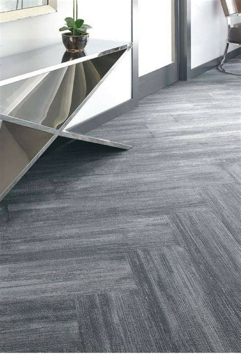 popular milliken commercial great carpet tile laid    herringbone style office design