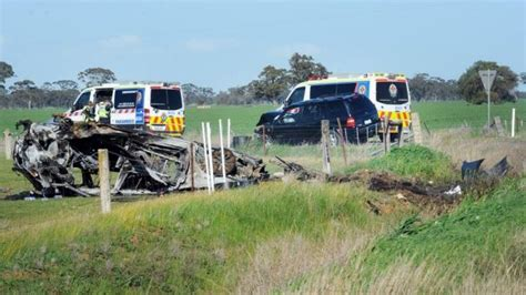 Kidman In Scary Car Crash by Two Dead Two Injured And Truck Driver Trapped After