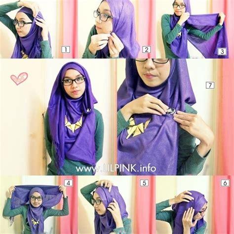 hijab tutorials  pinterest hijab tutorial hijabs