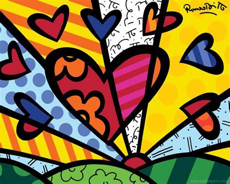 romero britto romero britto art print poster romero britto art wall