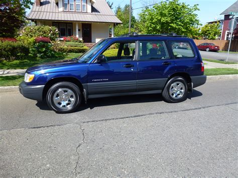 light blue subaru forester 2001 subaru forester in blue for sale awd auto sales