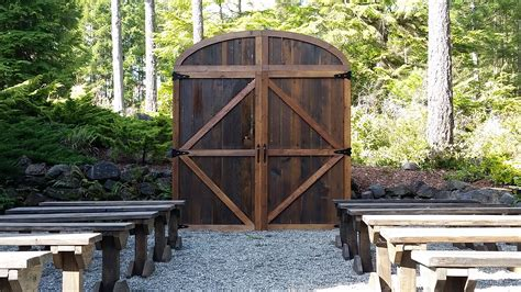 Door Rentals by Olympic Farm Style Events Event Rentals