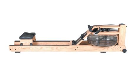 water rowing exercise machine for cardio