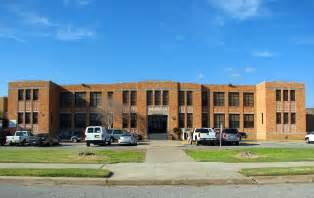 Middle School Galveston File Alamo School Galveston Post Ike Jpg Wikimedia Commons