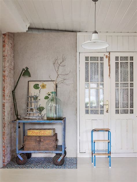 mid century modern homes shabby chic inspiration