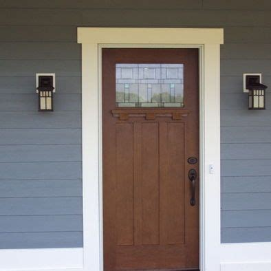 Exterior Door Moulding Hardie Siding Boothbay Blue Exterior Pinterest Exterior Doors Craftsman Door And