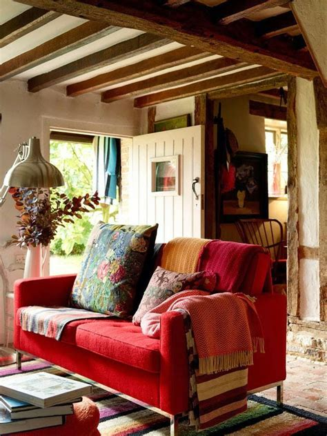 interior furnishing 9 cosy cottage living spaces asnew upholstery