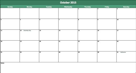 printable monthly calendar for october 2015 search results for october 2015 calendar printable page 2