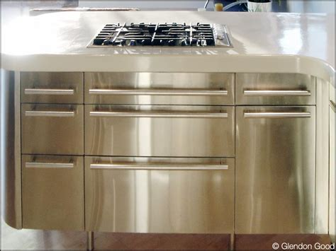 Stainless Cabinets Kitchen Kitchen Cabinets Stainless Glendon