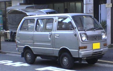 daihatsu vans new 1971 1981 new daihatsu hijet 360 550 cab s38 s40