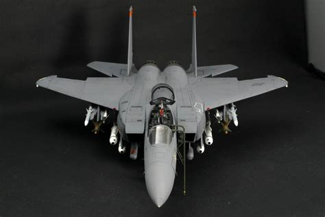 Painting F 15 Model by 1 32 Tamiya F 15e Strike Eagle Photo Gallery