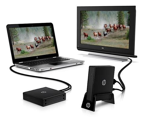 Tv Hp hp wireless tv connect streams 1080p