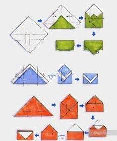 how to make an envelope from paper 25 best ideas about make an envelope on pinterest paper