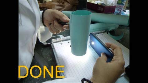 como hacer un tambor con material reciclable como hacer un microscopio youtube