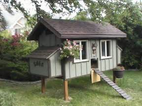 of a quot non working quot chicken coop
